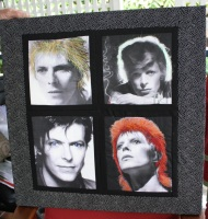 A gift for a friend's 50th - both of us mad Bowie fans