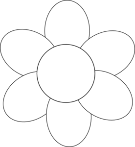 flower-six-petals-black-outline-md Help the Blue Nurses