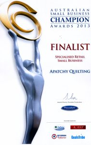 aust-bus-award-finalist001 Apatchy is a finalist in the Australian Small Business Champion Awards 2013!