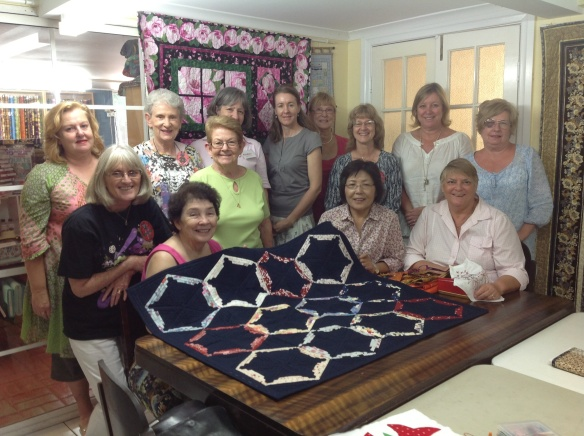 image9 Top Quilting Tips No. 2 - A Class Act