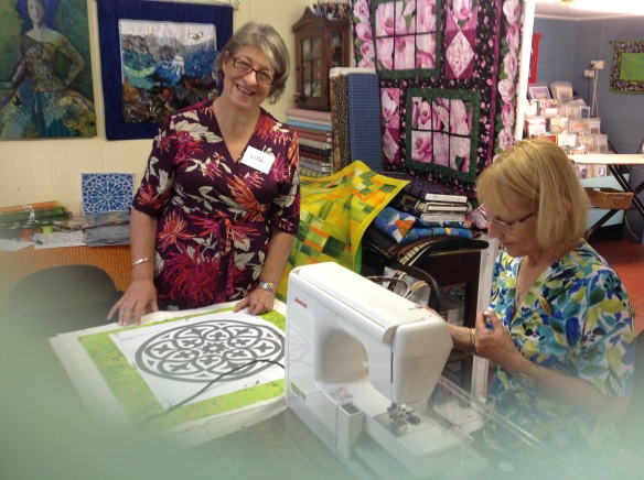 image3 Top Quilting Tips No. 2 - A Class Act