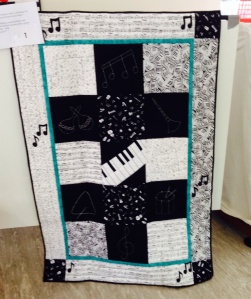 Bev's Sashiko meets song