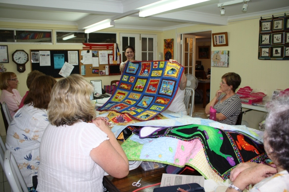 592 Top Quilting Tips No. 2 - A Class Act