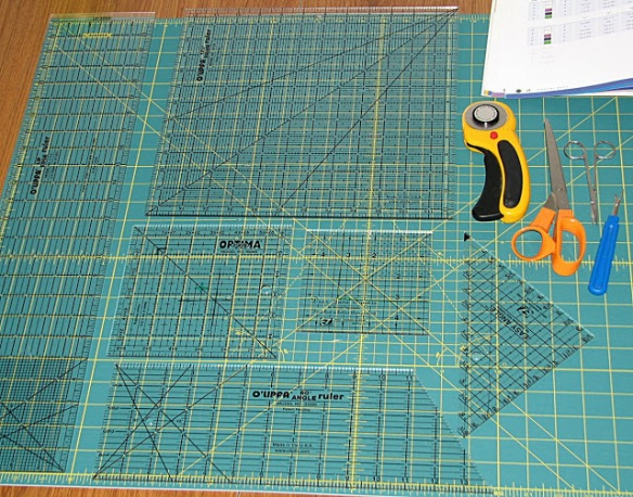 olipfa-rulers-deniseclason Top Quilting Tips - No 3  - Nuts and Bolts