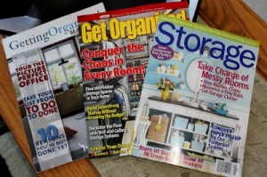 organizing-magazines 9 .... Sew You're Organised?
