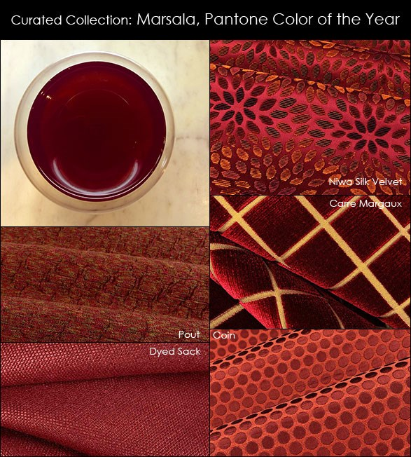 pantone-color-of-the-year-2015-marsala-curated-fabric-collection Top Quilting Tips - No. 5 - Nice Threads Man!