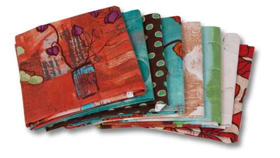 lantern-bloom-range Top Quilting Tips No. 1- The Fabric of Life