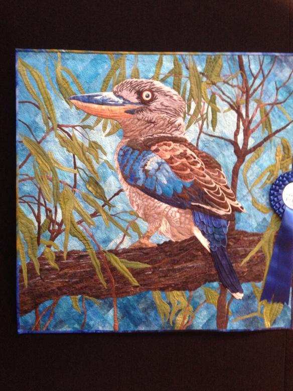 Winner - 'True Blue Jacko' Jeannie Henry
