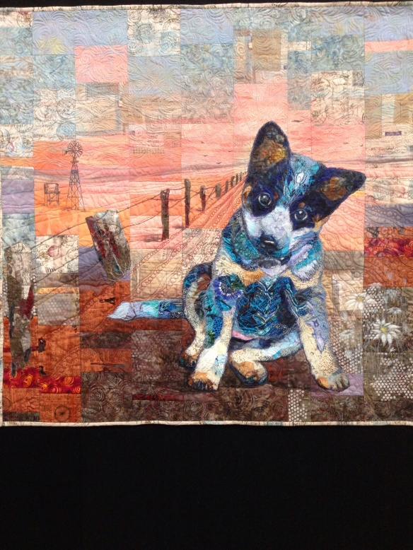 'Beginning True', Sue de Vanny