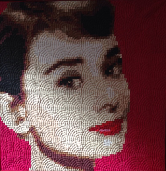 'Audrey', Andi Herman