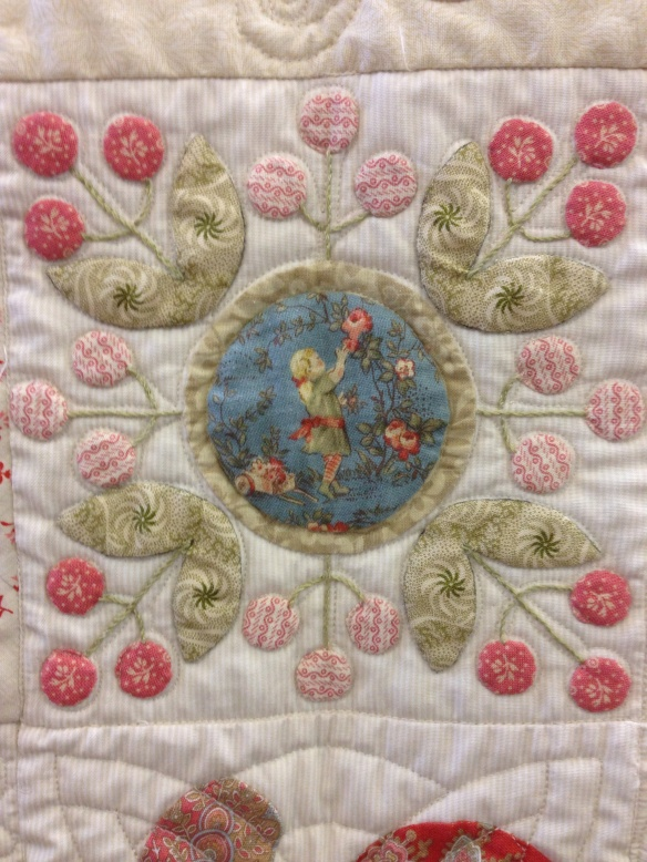 image31 Massed Flowers and Quilts