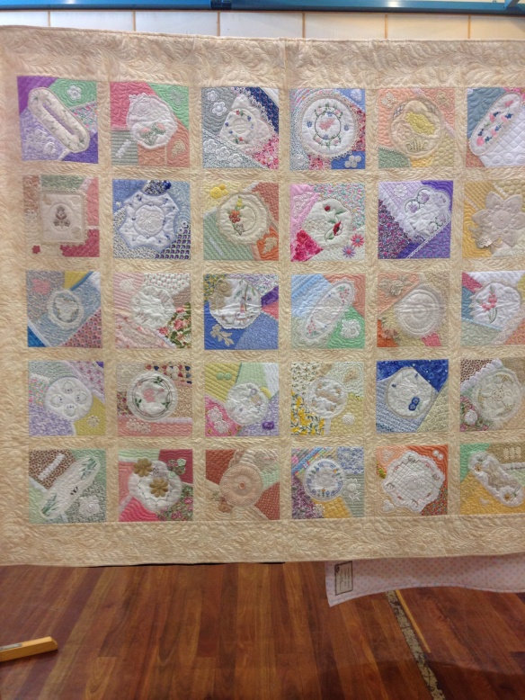 image34 Massed Flowers and Quilts