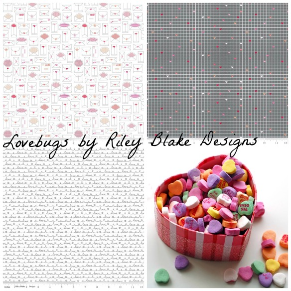 lovebugs-collage 5 fabric ranges you won't want to miss